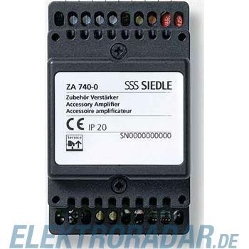 Siedle&Söhne Amplifier ZA 740-0
