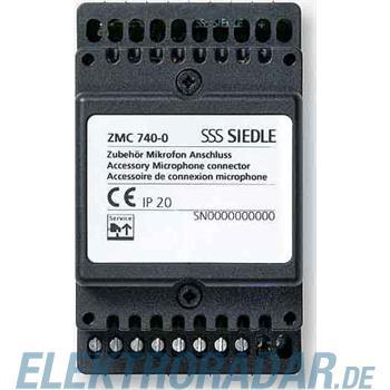 Siedle&Söhne Microphone-Connector ZMC 740-0