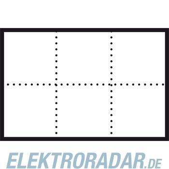 Siedle&Söhne Infoschild-Modul ISM 611-3/2-0 WH