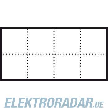 Siedle&Söhne Infoschild-Modul ISM 611-4/2-0 DG
