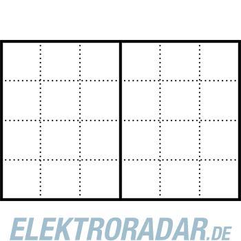Siedle&Söhne Infoschild-Modul ISM 611-6/4-0 DG