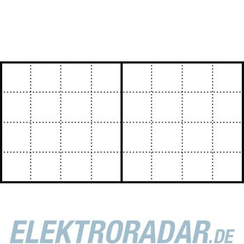 Siedle&Söhne Infoschild-Modul ISM 611-8/4-0 SH