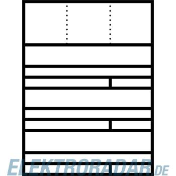 Siedle&Söhne Raumspar-Briefkasten AP RGA 611-3/1 DG