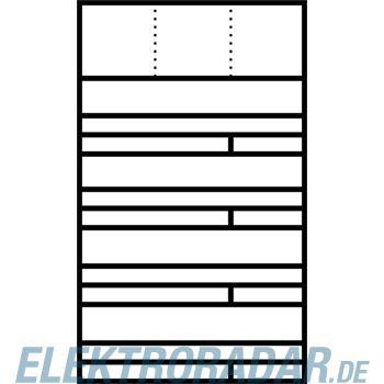 Siedle&Söhne Raumspar-Briefkasten AP RGA 611-4/1 DG
