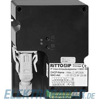 Ritto IP Video Einb.lautsprecher 1 9521/00