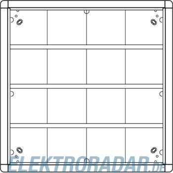 Ritto Portier AP-Rahmen gr/br 1 8839/50