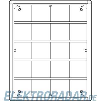 Ritto Portier AP-Rahmen gr/br 1 8840/50