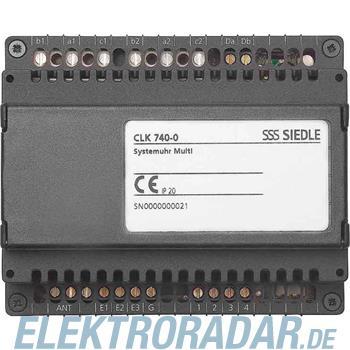 Siedle&Söhne Systemuhr Multi CLK 740-0