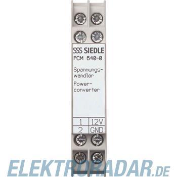 Siedle&Söhne Power Converter 12V PCM 640-0