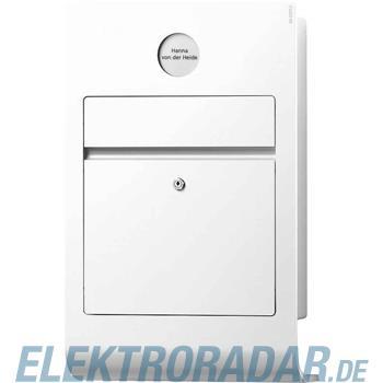 Siedle&Söhne Select-Briefkasten SB 800-0 W