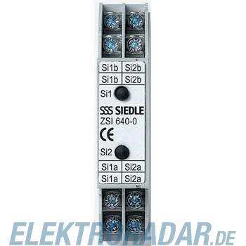 Siedle&Söhne Zusatzsicherung ZSI 640-0