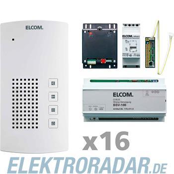 Elcom Audio-Kit i2-Bus AKF-16 i2-BusK