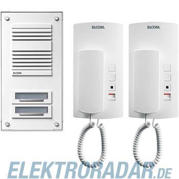 Elcom Antivandal-Audioset ASP-2WS