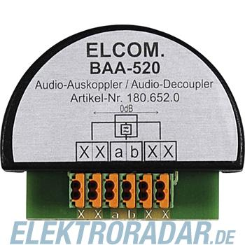 Elcom Audio-Auskoppler BAA-520
