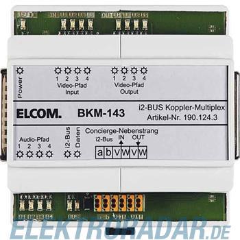 Elcom Koppler-Multiplex BKM-143