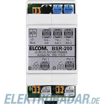 Elcom Schaltrelais BSR-200