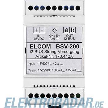 Elcom Strangversorgung BSV-200