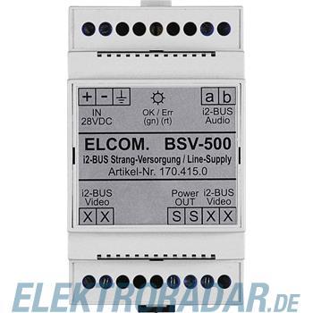Elcom Strangversorgung BSV-500