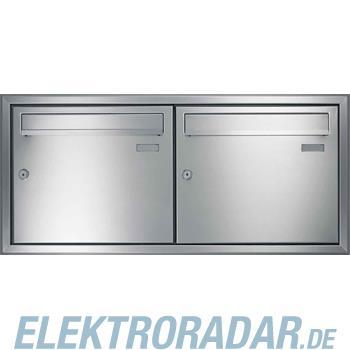 Elcom UP-Briefkasten-Anlage EUP-2/2