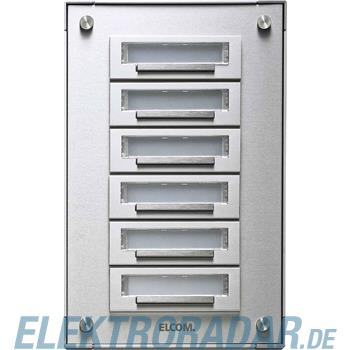 Elcom Klingeltableau KAP-6/2 EV1