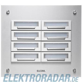 Elcom UP-Klingelplatte KUP-11/1 EV1