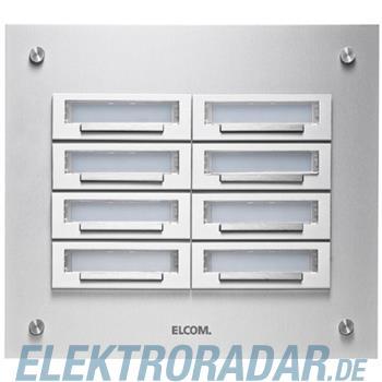 Elcom UP-Klingelplatte KUP-12/1 EV1
