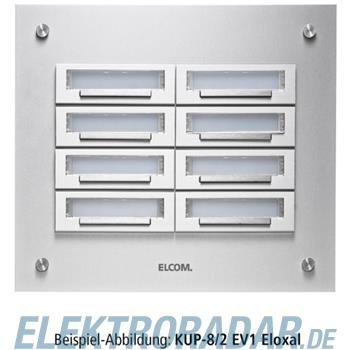 Elcom UP-Klingelplatte KUP-3/1 EV1