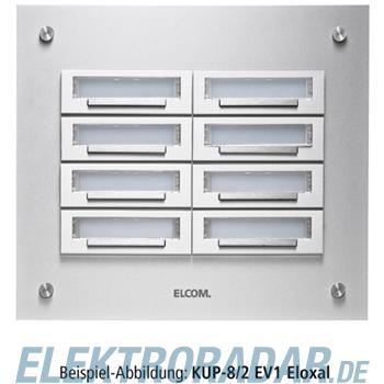 Elcom UP-Klingelplatte KUP-6/1 EV1