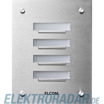 Elcom UP-Klingelplatte KVM-3/1