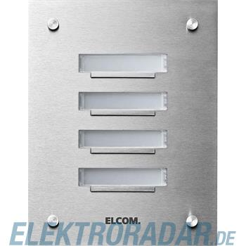 Elcom UP-Klingelplatte KVM-6/1