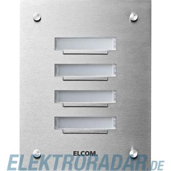 Elcom UP-Klingelplatte KVM-7/1