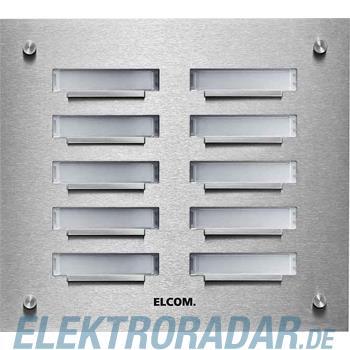Elcom UP-Klingelplatte KVM-8/2