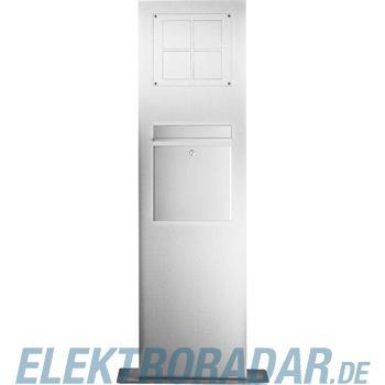 Elcom Briefkasten-Standsäule SMF-4/2EM