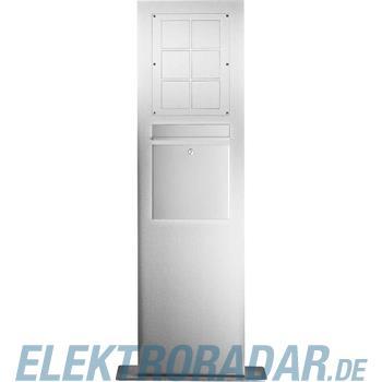 Elcom Briefkasten-Standsäule SMF-6/2EM