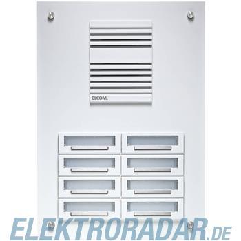 Elcom AP-Türstation TAP-8/2 RAL9016