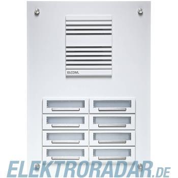 Elcom UP-Türstation TUP-12/1RAL9016
