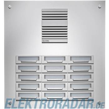 Elcom UP-Türstation TUP-9/3RAL 9016