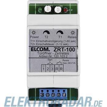 Elcom Türöffner Zeitrelais ZRT-100 HS