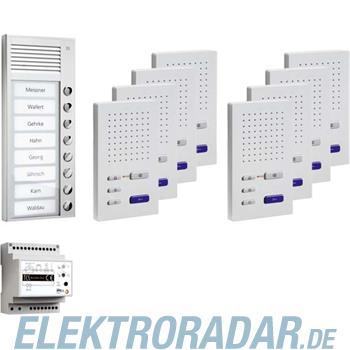 TCS Tür Control Paketlösung AP 8WE PPAF08-EN/02