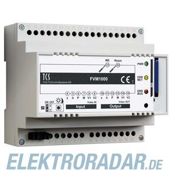 TCS Tür Control Zentraler Bildspeicher FVM1000-0400