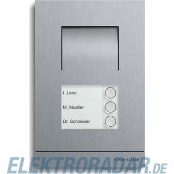 Busch-Jaeger Außenstation Audio 3-fach 83101/3-660