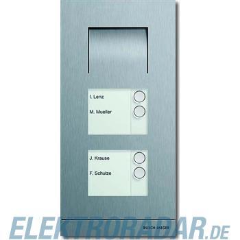 Busch-Jaeger Außenstation Audio 4-fach 83102/4-660