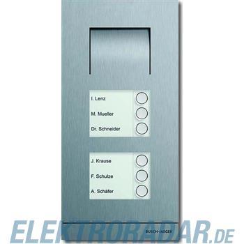 Busch-Jaeger Außenstation Audio 6-fach 83102/6-660