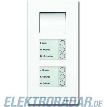 Busch-Jaeger Außenstation Audio 6-fach 83102/6-664