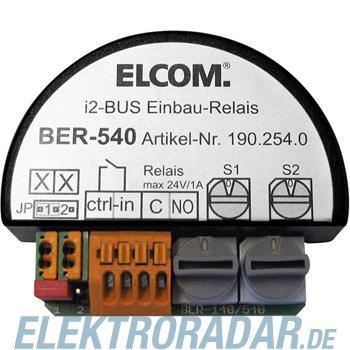 Elcom Einbaurelais BER-540