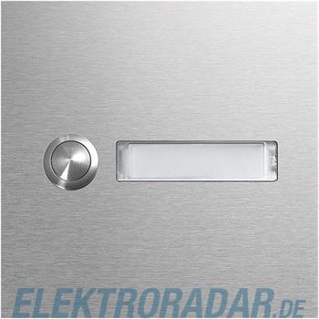 Elcom 1-Taster+Schild CZM-110