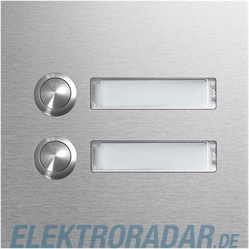 Elcom 2-Taster+Schild CZM-120