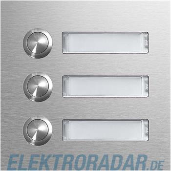 Elcom 3-Taster+Schild CZM-130