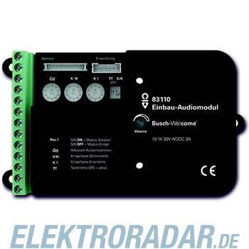 Busch-Jaeger Einbau-Audiomodul 83110
