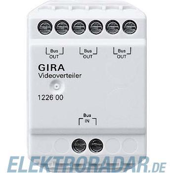 Gira Videoverteiler 122600